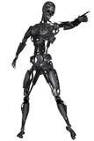 Cyborg Lizenzfreie Stockbilder