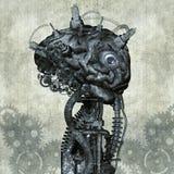 Cyborg Vektor Abbildung