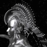 cyborg Stock Afbeeldingen