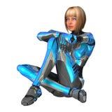 cyborg Stock Fotografie