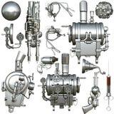 cyborg część ilustracji