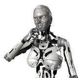 Cyborg Royalty Free Stock Photos