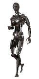 Cyborg de la ciencia ficción Foto de archivo libre de regalías