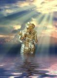 cyborg miłości royalty ilustracja