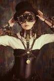 Cyborga eyewear Obraz Royalty Free