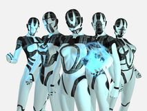 Free Cyborgs Stock Photos - 9469923