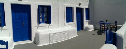 Cyclades Architecture stock photos