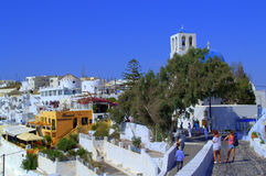 Cyclades Greece Royalty Free Stock Image