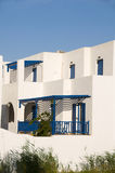 Cyclades island architecture Royalty Free Stock Image