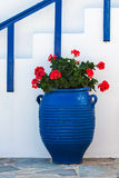 Cyclades island in Greece Royalty Free Stock Photography