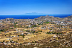 Cyclades Island, Mykonos Royalty Free Stock Images