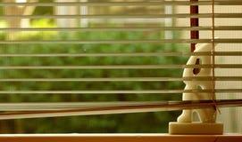 cycladic okno Zdjęcia Royalty Free
