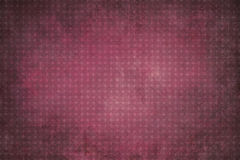 Cyclamen vintage geometrical background with circles.  Royalty Free Stock Photos