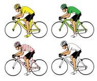 cycle illustration libre de droits