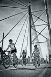 Cycle Challenge Sunday - 94.7 Momentum Stock Image