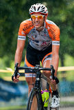 Cycle de cycliste Image stock