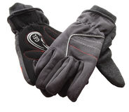 Cycle gloves Royalty Free Stock Images