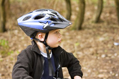 Cycle helmet Royalty Free Stock Photo
