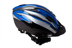 Cycle Helmet Royalty Free Stock Photography