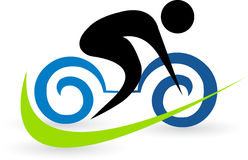 Cycle logo Stock Photography
