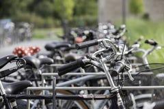 Cycle_parking Fotos de Stock