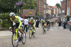 Cycle Race Stock Image