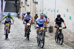 Free Cycle Race Stock Images - 42130904