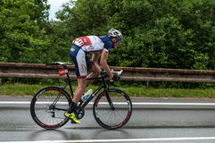 Cycle race Royalty Free Stock Photos