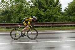 Cycle race Stock Image