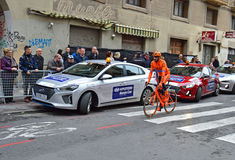 Cycle Racing royalty free stock photo