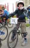 Cycle racings Stock Photo