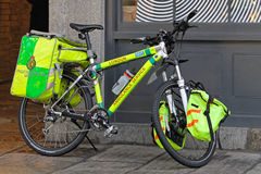 Cycle response unit Stock Images