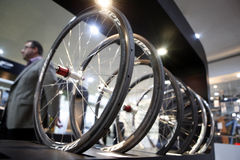 Cycle show Stock Photos