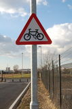 Cycle Sign Stock Images