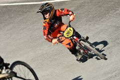 Cycle Sport, Bicycle Motocross, Extreme Sport, Mountain Bike Stock Images