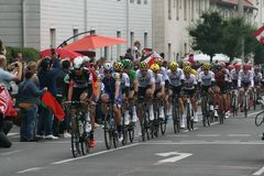 Cycle Sport, Cycling, Bicycle, Road Bicycle stock image