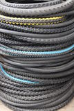 Cycle tires Royalty Free Stock Photo