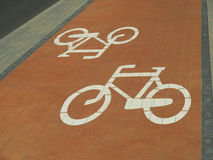 Cycle-Track Stock Images