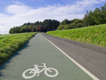 Cycle-Track Stock Photos