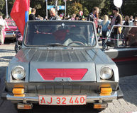 Cycle-voiture SMZ S-3D Image stock