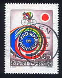 cycler Lizenzfreies Stockfoto