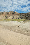 Cycles OF Life In The Badlands Stock Photo