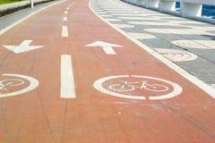 Cycleway Stock Image
