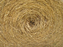 Cyclic straw Royalty Free Stock Photography