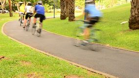cycling almacen de metraje de vídeo