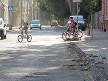 cycling Imágenes de archivo libres de regalías
