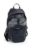 Cycling backpack Royalty Free Stock Photography