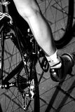 Cycling biker Royalty Free Stock Photography