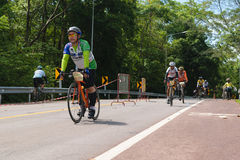 Cycling competition in Stock Photos