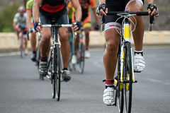Cycling competition race Stock Photography